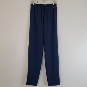 Nike Navy Athletic Pants - L
